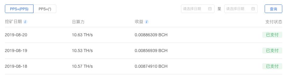 5d63a310398301566810896 - 【测评】BCH矿池测评 | 第二期 | Bitcoin.com  Dpool okpool